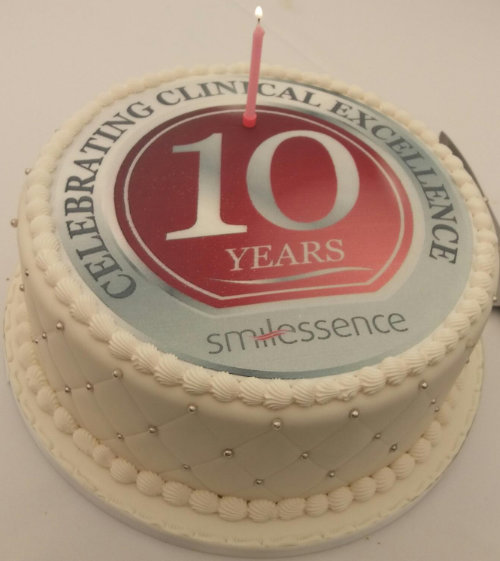 Celebrating 10 Years of Smilesence