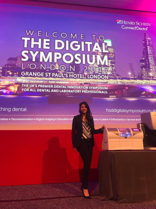 The Digital Symposium London 2017 Karen Gangotra